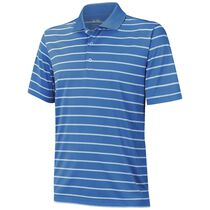 puremotion 2-Color Stripe Polo
