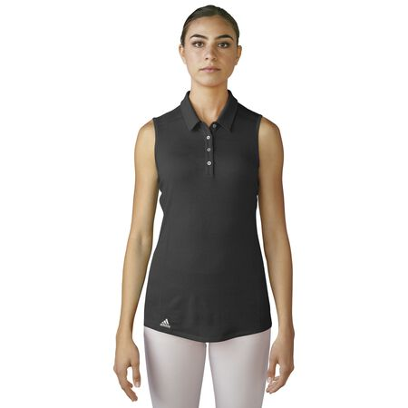 Performance Sleeveless Polo