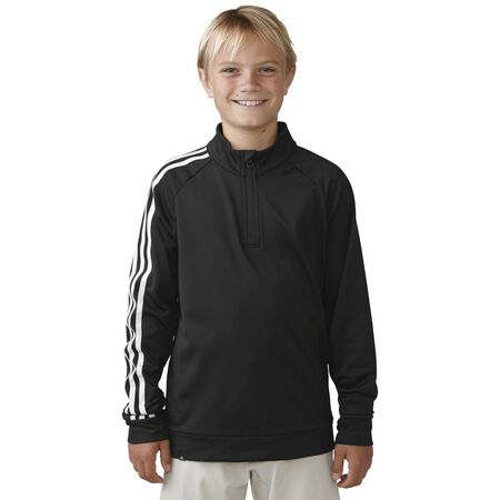Boys adidas 3-Stripe Jacket