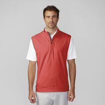 Stretch Wind Half Zip Pullover Vest