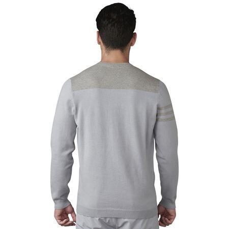 3-Stripes Crewneck Sweater