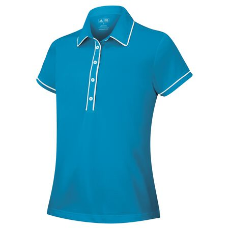 Girl's Puremotion Piped Polo