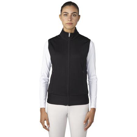 wind fleece vest