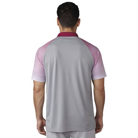 climacool Gradient Stripe Polo