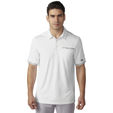 climachill™ camo pocket polo