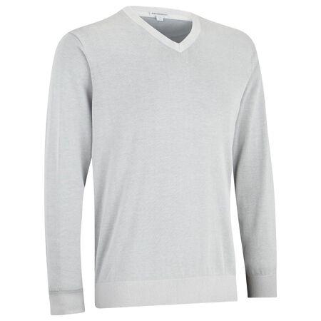 Pima V-Neck  Sweater