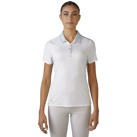 Essentials Sport Mesh Print Polo