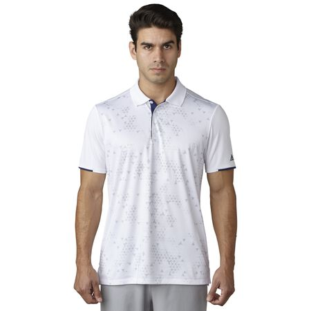 climacool Stratus Print Polo