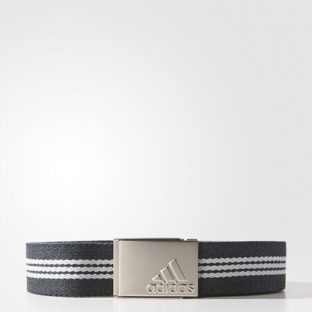 Stripe Webbing Belt