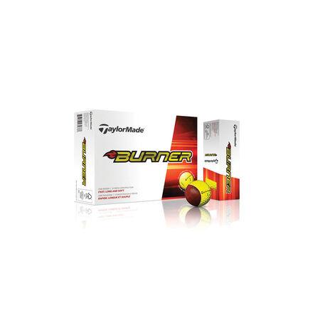 Burner (Yellow) Golf Balls