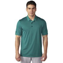 climacool®  2-Color Pencil Stripe Polo
