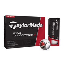 Tour Preferred X Golf Balls