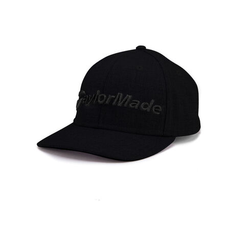 Fitted High Crown Hat