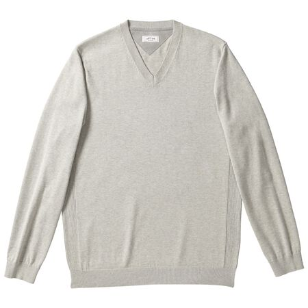 Adipure classic v-neck sweater