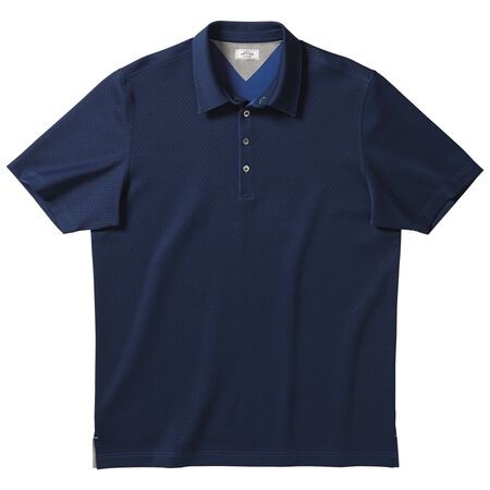 adiPure DOUBLE FACE PINPOINT POLO