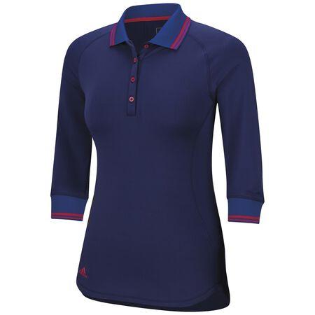 Advance Fall Weight 3/4 Sleeve Polo