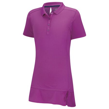 Climalite Advance Girls Pique Short Sleeve Polo