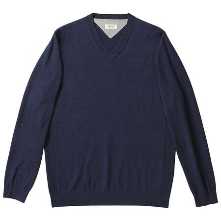 Adipure classic v-neck sweater