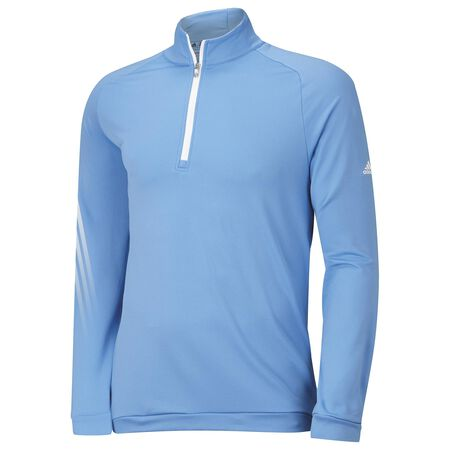 ClimaWarm 3-Stripes 1/2 Zip Training Top