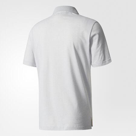 adidas CLUB COTTON-HAND MINI STRIPE POLO
