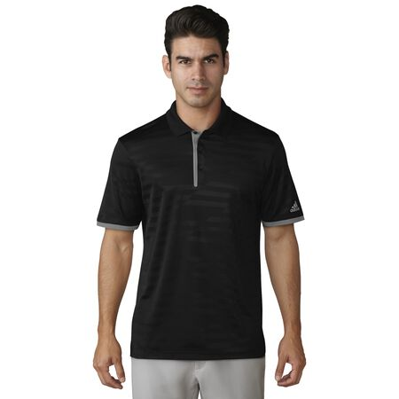 adidas ASYMMETRICAL STRIPE POLO