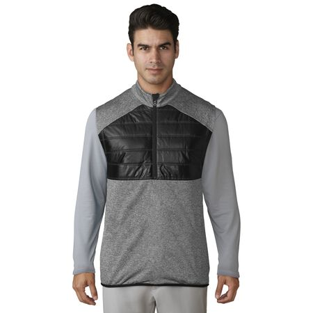 climaheat COMPETITION QUILTED 1/2 ZIP VEST