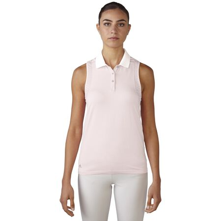 Tour seamless sleevless polo
