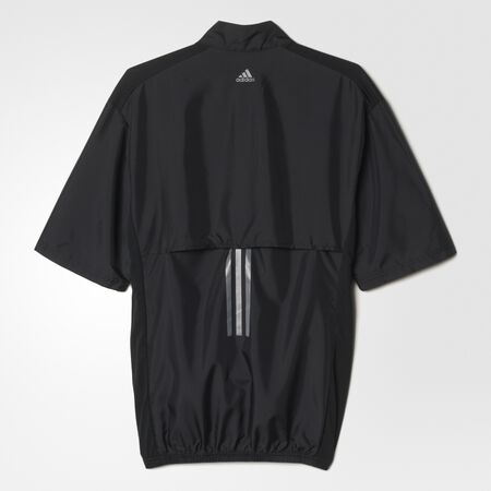 Club Short Sleeve Wind Jacket