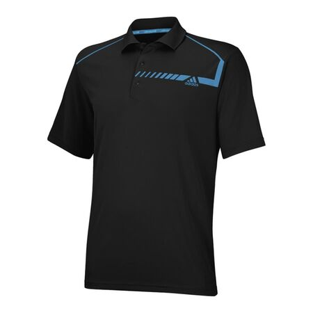 climachill  Chest Print Polo