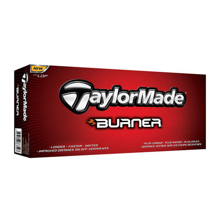 Burner Golf Ball