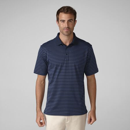 PRIMATEC Cotton Yarn/Dye Stripe Shirt