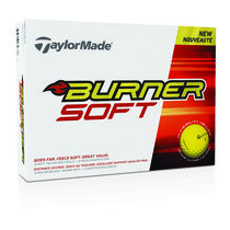 Burner Soft Yellow