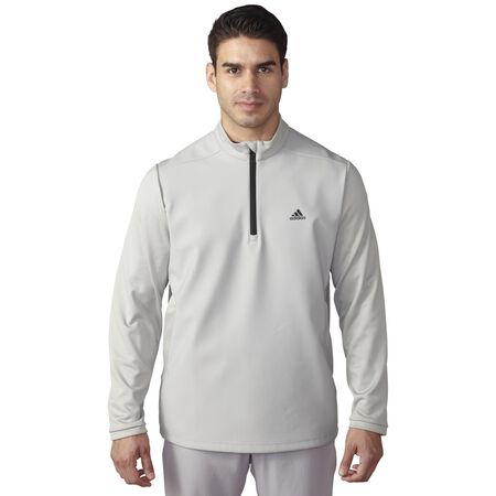 climastorm hybrid heathered 1/4 zip