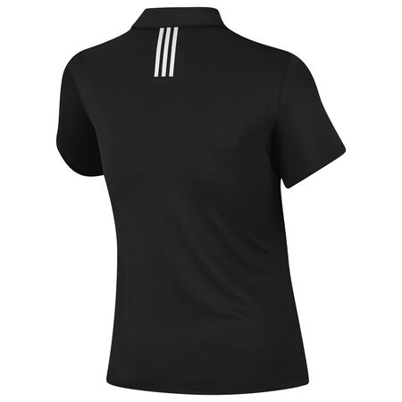 3-Stripe Short Sleeve Polo