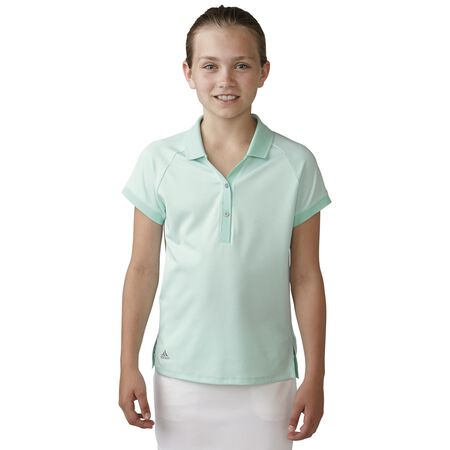 Girls Essential Pique Polo