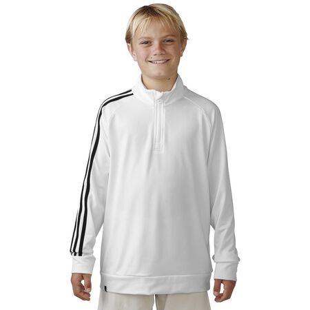 Boys adidas 3-Stripe Jacket