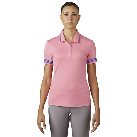 3-Stripes Tipped Polo