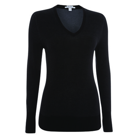 Ladies Merino V-Neck Sweater