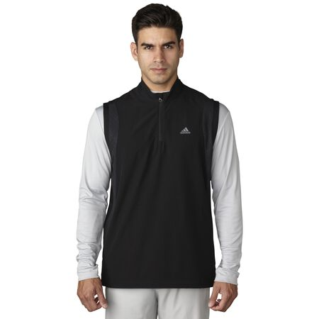 Performance Stretch 1/2 Zip Wind Vest