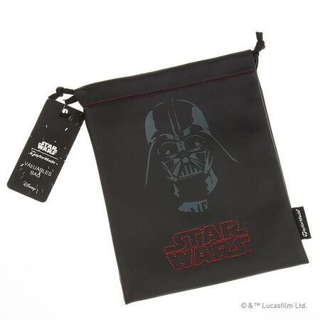 Valuables Bag - Darth Vader