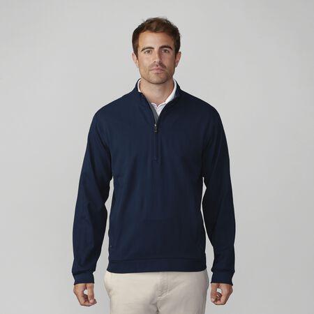 Stretch Wind Half Zip Pullover