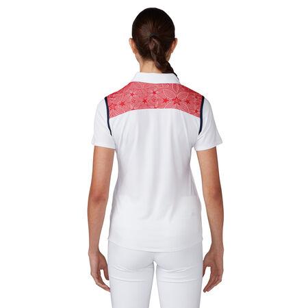 Climacool Shoulder Block Polo