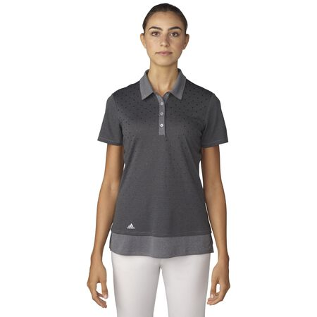 Advance Diamond Print Polo