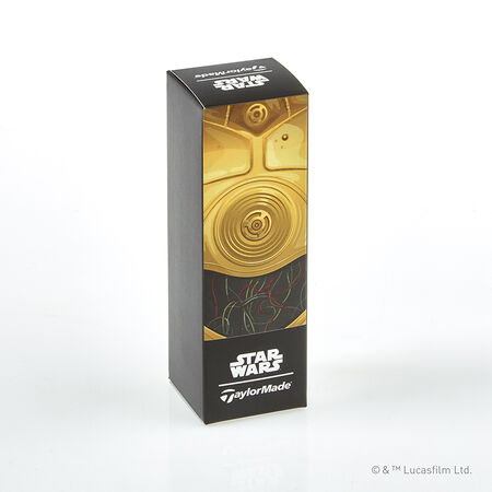 Burner Soft Dozen - C3PO