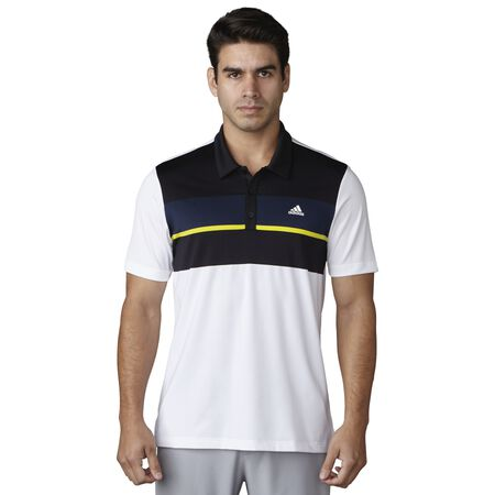 climacool Engineered Block Polo