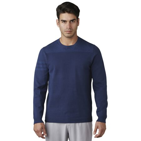 3-Stripes Crewneck Sweater