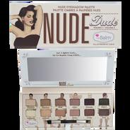 Paleta de Sombras Nude Dude, , hi-res
