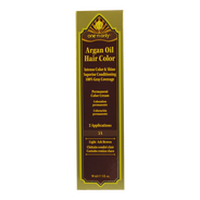 Tinte Permanente en Crema con Aceite Argán 5A Castaño Claro, , hi-res