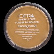 Base de Maquillaje Mineral en Polvo  Brown Sugar, , hi-res
