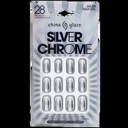 Uñas Postizas Silver, , hi-res